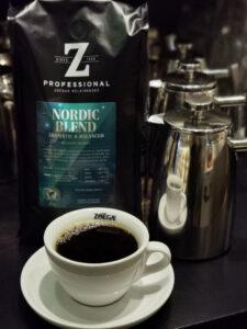 prezzoböna kaffe