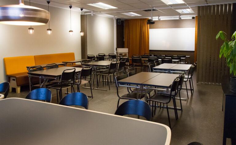 Höstrummet konferensrum